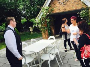 2015 - Advantage You (Back to work support) - Brackenborough Hotel - Louth