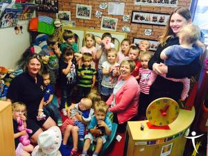 2015 - Early Years - Puddle Ducks Pre-School - Alvingham