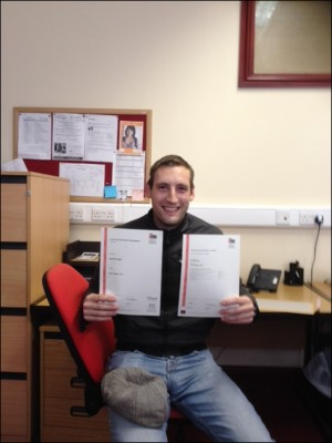 Gavin - ILM Management Level 3 Apprenticeship