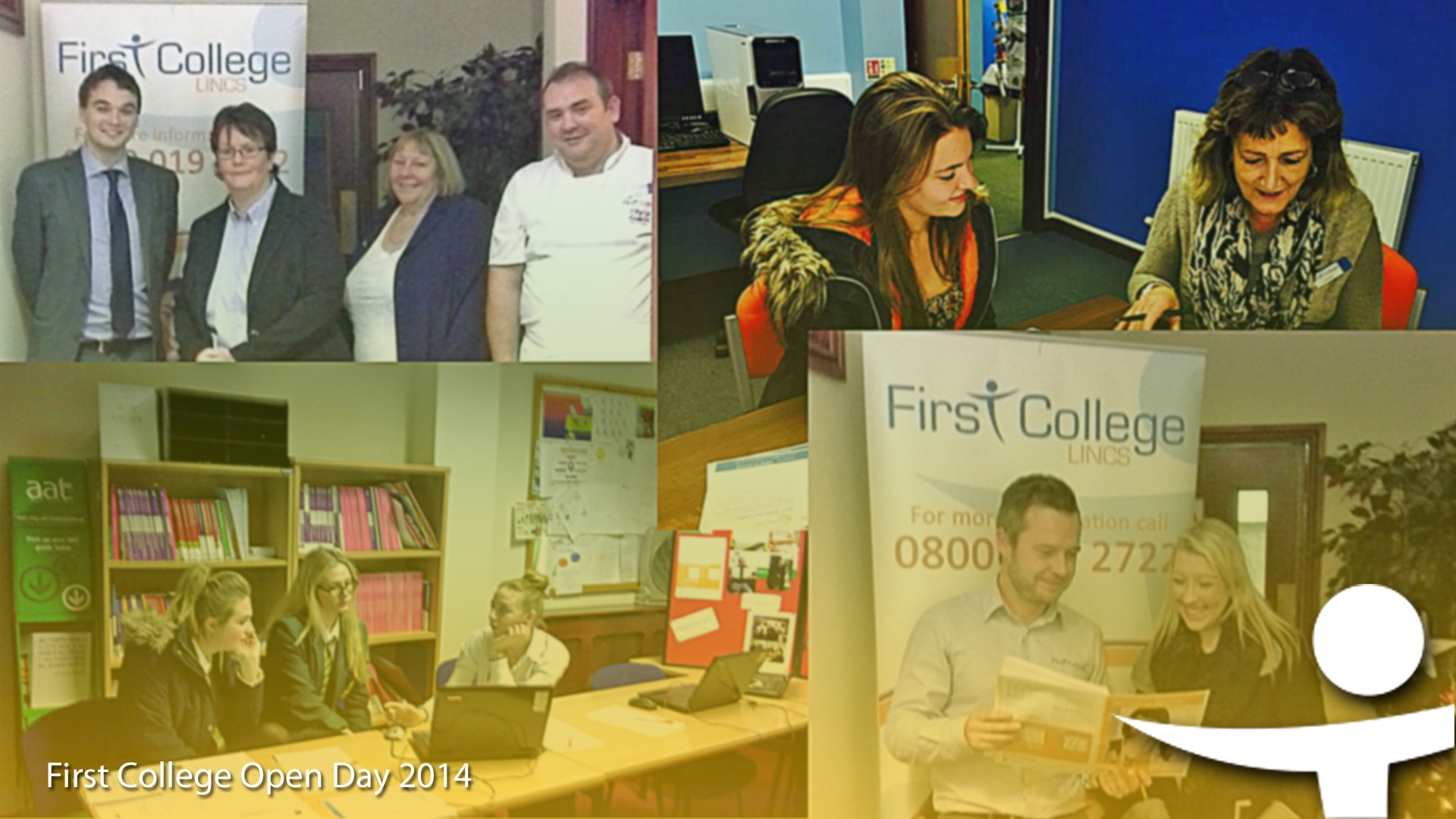 First College Open Day 2014